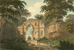 The Cutwa'ly Gate [Kotwali Darwaza].